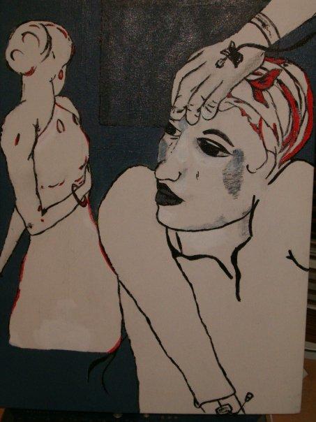 artist lisa markman